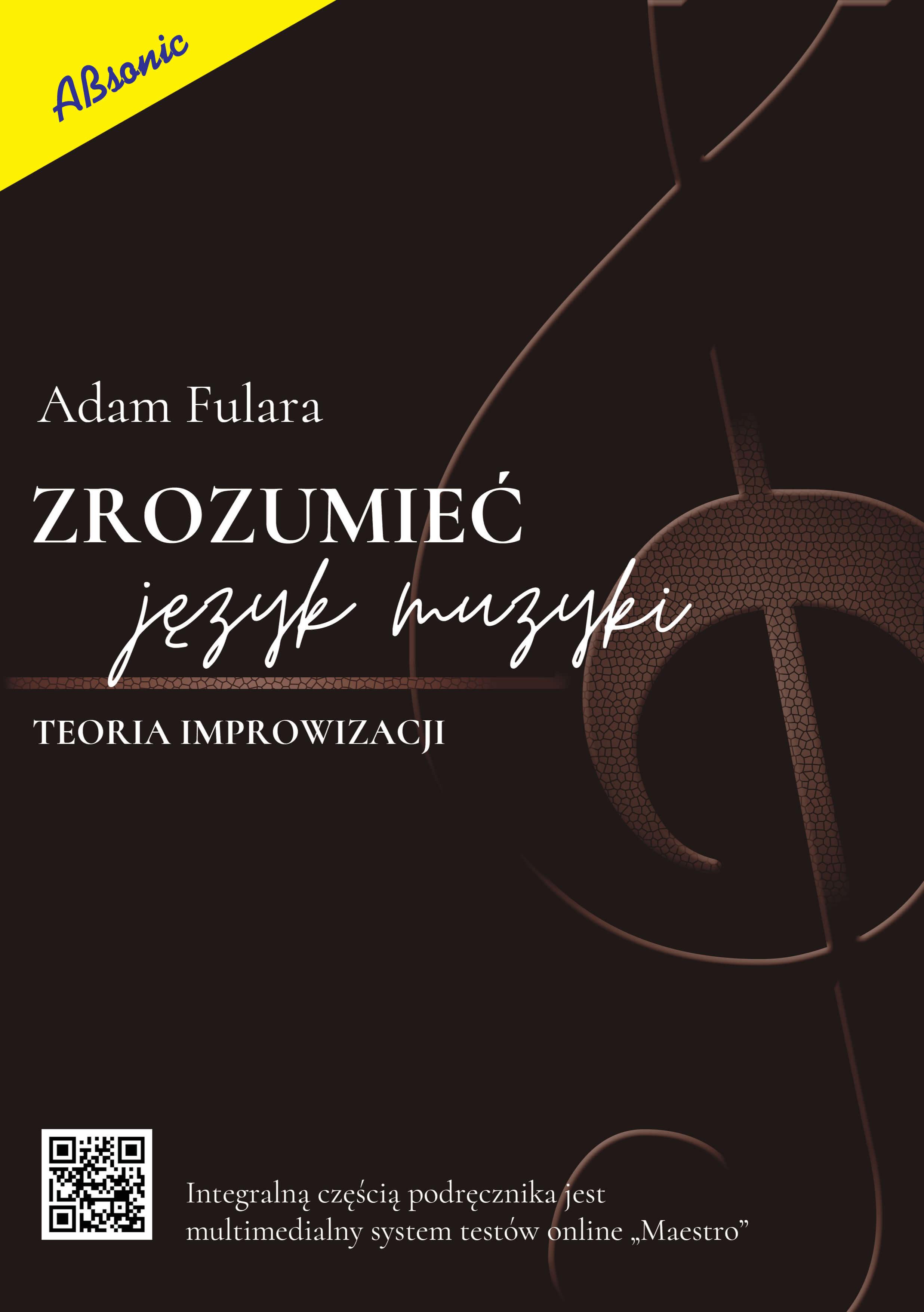 Improvisation theory book by Adam Fulara