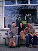 Gig Fool-X Trio in Berlin (Apr 22, 2005)