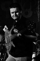 """Gig in """"Improwizacja"""" jazz club (April 2011)"""