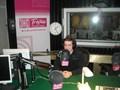 Piotr Baron gości Adama Fularę w Programie 3 Polskiego Radia (2013)