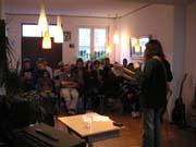 Klinika gitarowa w Darmstadt (Niemcy)