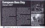 "Euro Bass Day (Viersen, Germany, 2007) with Tom Fulara. ""TopGuitar"" 3/2008 (Polish)"