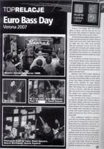 """Euro Bass Days we Włoszech (Verona 2007) z udziałem Tomka Fulary - """"TopGuitar"""" 2/2008"""