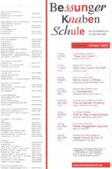 Bessunger Knabenschule - folder