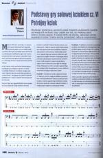 """luty 2011 - """"Rytm - najważniejszy element muzyki"""""""