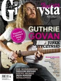 """Gitarzysta, sierpień 2013 - """"Dobra muzyka"""""""