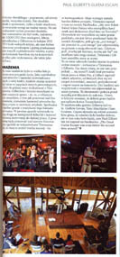 "Review of the Paul Gilbert's Great Guitar Escape (U.S.A. July 2013) - ""Guitar Player"" - Polish ed. 9/2013"