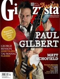 "Wrzesień 2013 - ""The Paul Gilbert's Great Guitar Escape 2013"""