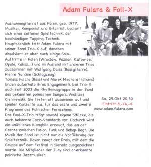 Folder Knabenschule - Darmstadt