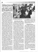 """""""Muzyczna uczta"""" relacja z festiwalu """"Gitara bez barier"""", Mosina, """"Gazeta Mosińsko-Puszczykowska"""" maj 2008r."""