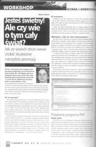 TopGuitar nr 3 (marzec, kwiecień 2006)